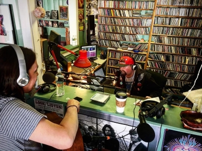 "Homegrown Radio, ""DJ Easy Wind,"" 2018-04-26"
